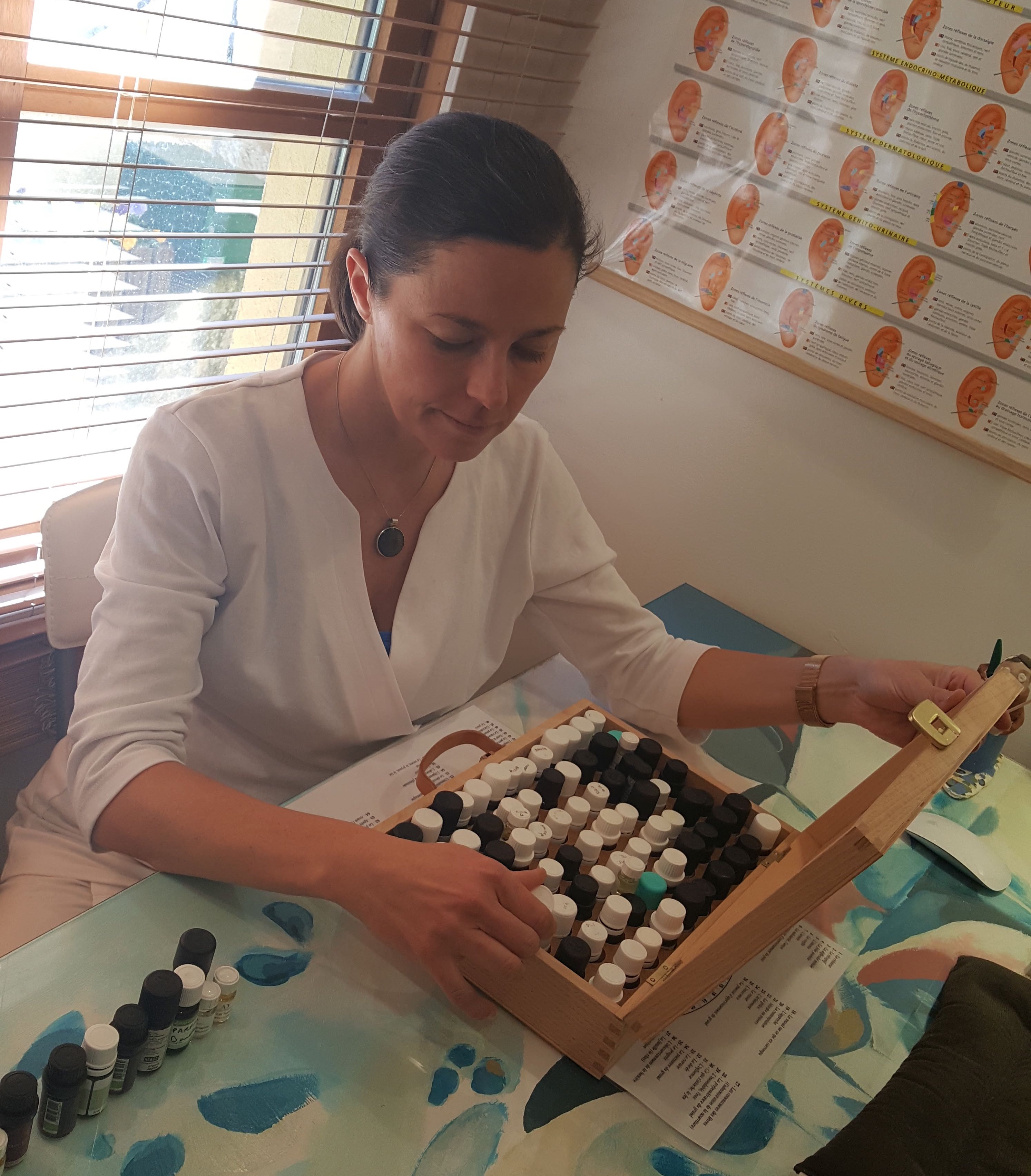 """Winter essential oils"" workshop in Plascassier on Sat. Oct. 14, 9am to 12pm"